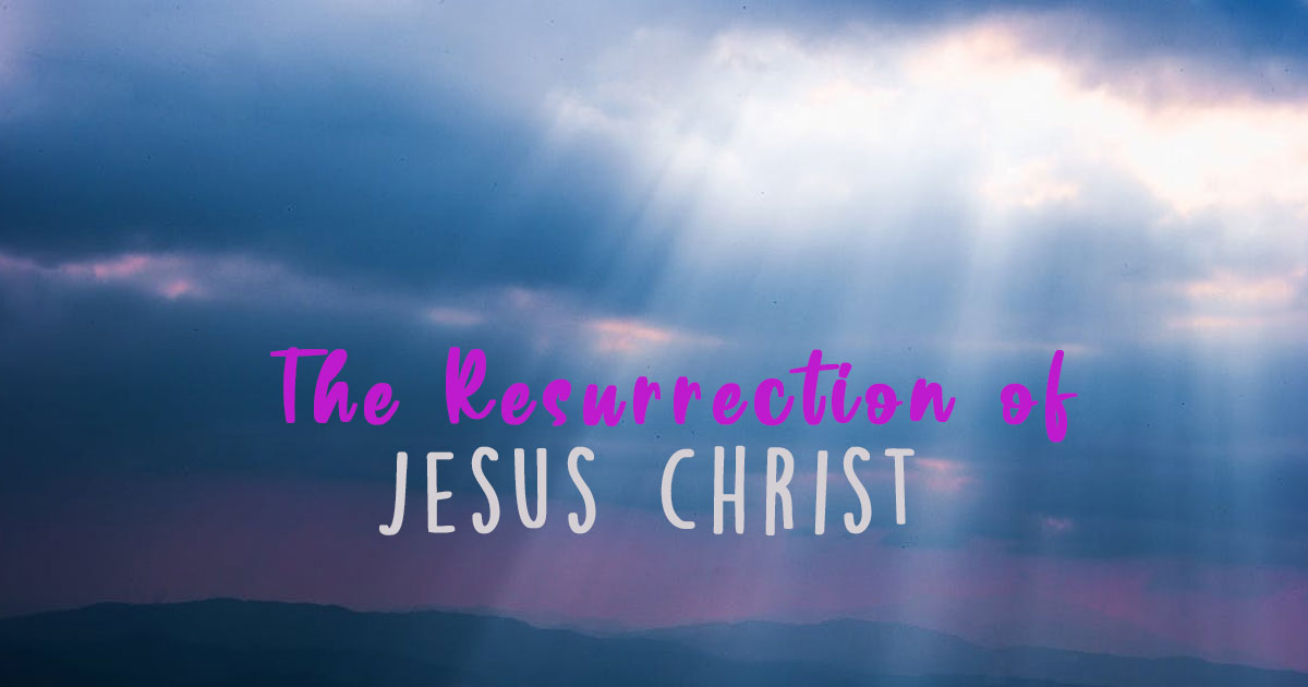The Resurrection of Jesus... />